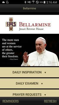 Bellarmine Prayer apk screenshot