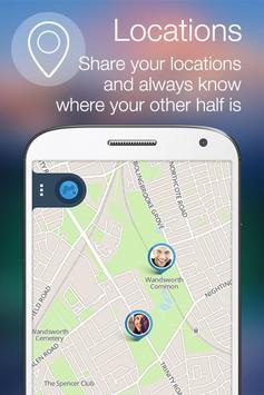 mCouple - Mobile Tracker apk screenshot