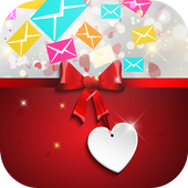 Perfect Love Messages New year icon