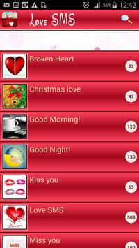 Perfect Love Messages New year apk screenshot
