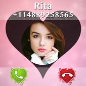 Love Photo Caller ID icon