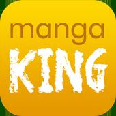 MangaKing|15k+ manga reader icon