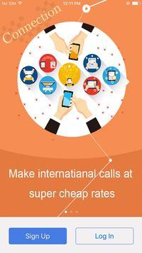 Cheap International Call poster