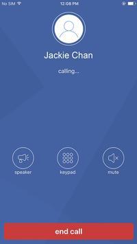 Cheap International Call apk screenshot