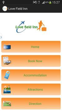 Love Field Inn poster