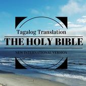 Holy Bible NIV Tagalog Free icon