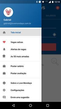 Love Mondays - Vagas, Salários apk screenshot