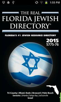 Florida Jewish Directory poster