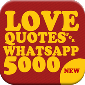 Love quotes for Whatsapp icon