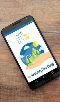 Harvesting Clean Energy poster