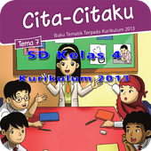 BSE Kur 2013 SD Kelas 4 Tema 7 icon