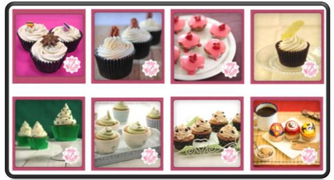 Everyday Cupcake Recipes poster