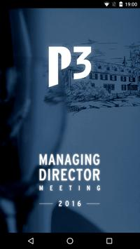 P3 MDM 2016 poster