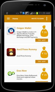 Free Recharge and Free sms apk screenshot