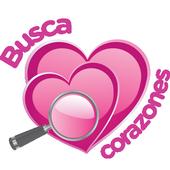 Busca Corazones icon