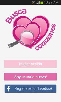 Busca Corazones apk screenshot