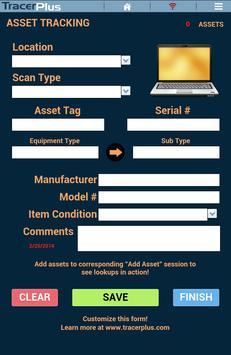 TracerPlus V8 Barcode Biz Apps poster
