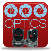 PTZOptics Camera Control App icon