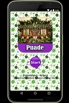 Puade poster