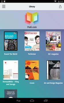 Publ.com Reader apk screenshot