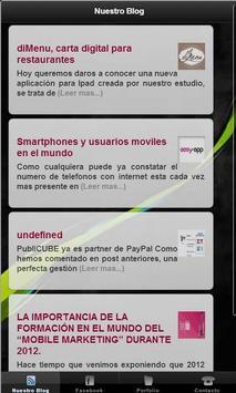 Publicube apk screenshot