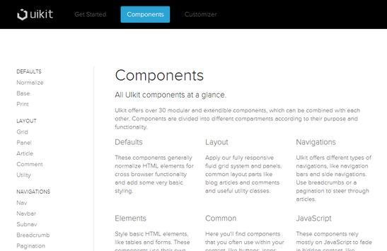 UIKit 1.1 Docs and examples apk screenshot