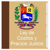 Ley Organica de Precios Justos icon