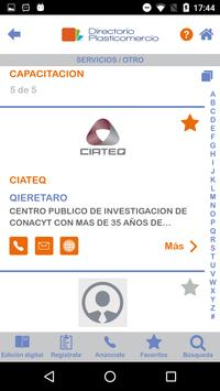 Directorio Plasticomercio apk screenshot