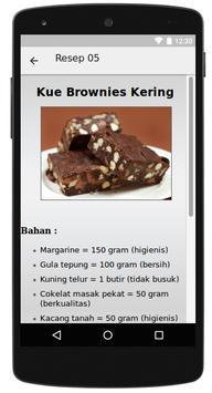 Kumpulan Resep Aneka Kue apk screenshot