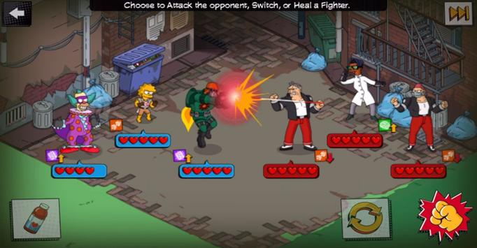 Guide The Simpsons Tapped Out apk screenshot