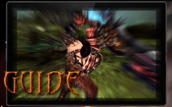 Guide THE WORLD3 Rise of Demon apk screenshot