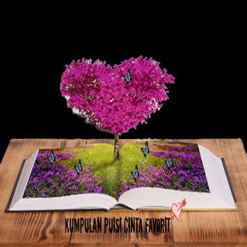 Kumpulan Puisi Cinta Favorit poster