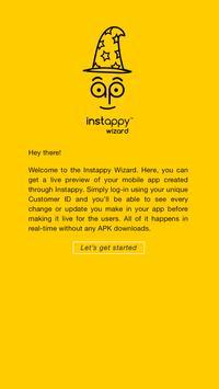 Instappy Wizard apk screenshot