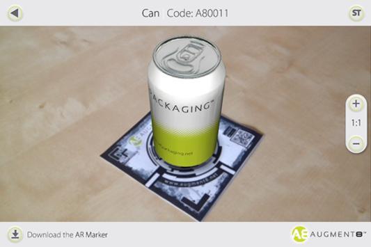 Augment8 poster