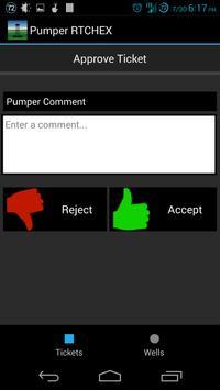 Pumper RtChex apk screenshot