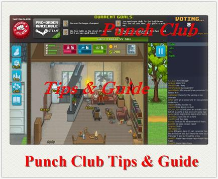Pro Tips Punch Club poster