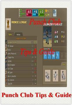 Pro Tips Punch Club apk screenshot