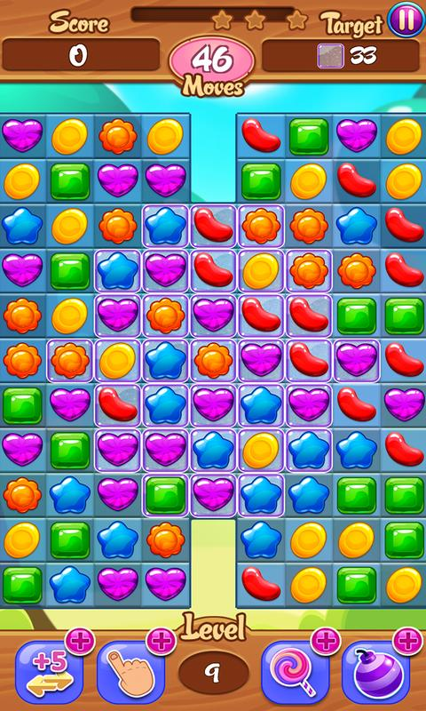 Candy Garden APK Download Free Puzzle GAME for Android APKPurecom
