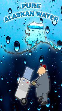 Pure Alaskan Water poster