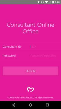 Consulant Online Office poster