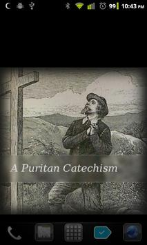 A Puritan Catechism poster