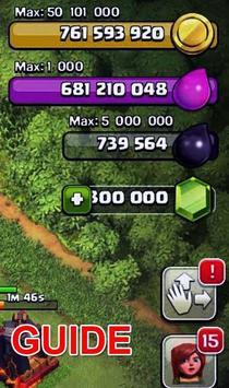 Guide for Clash FHX PRO apk screenshot
