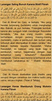 Fitnah Dalam Islam apk screenshot
