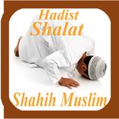 Kitab Shalat Shahih Muslim icon