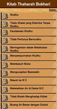 Kitab Thaharah Lengkap apk screenshot