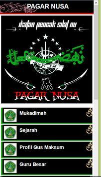 Pagar Nusa Indonesia apk screenshot