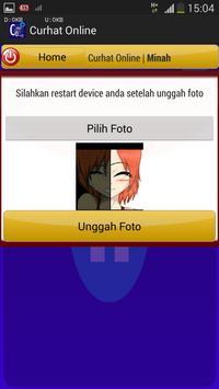 Curhat Online apk screenshot