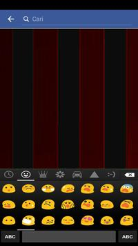 Milan Icon Keypad Emoji apk screenshot