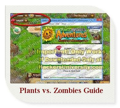 New Hack for PVZ GUIDE poster