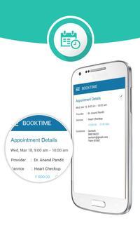 BookTime Planner apk screenshot